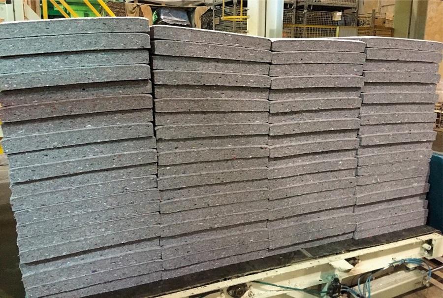 Aprovechan residuos de algodón para fabricar paneles aislantes para la construcción
