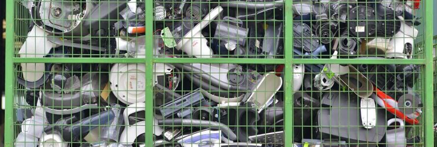 Cortegana (Huelva) firma el convenio marco para el reciclaje de residuos de aparatos eléctricos y electrónicos