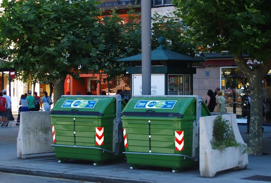 Gijón renueva su parque de contenedores