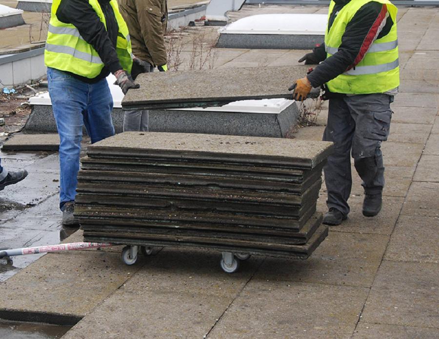 El proyecto BauKarussell ha creado un modelo de negocio para la reutilización de RCD en Austria