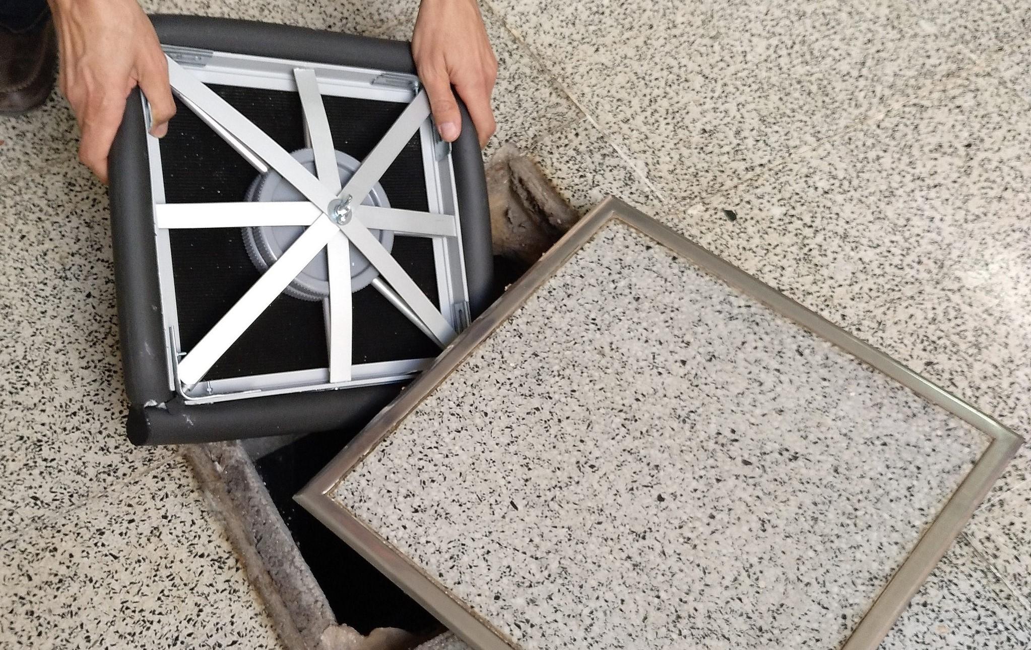 Patentan una tapa que evita la salida de gases y malos olores de todo tipo de depósitos