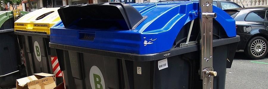 Los residuos impropios representan un sobrecoste de hasta 20 millones para los recuperadores de papel y cartón