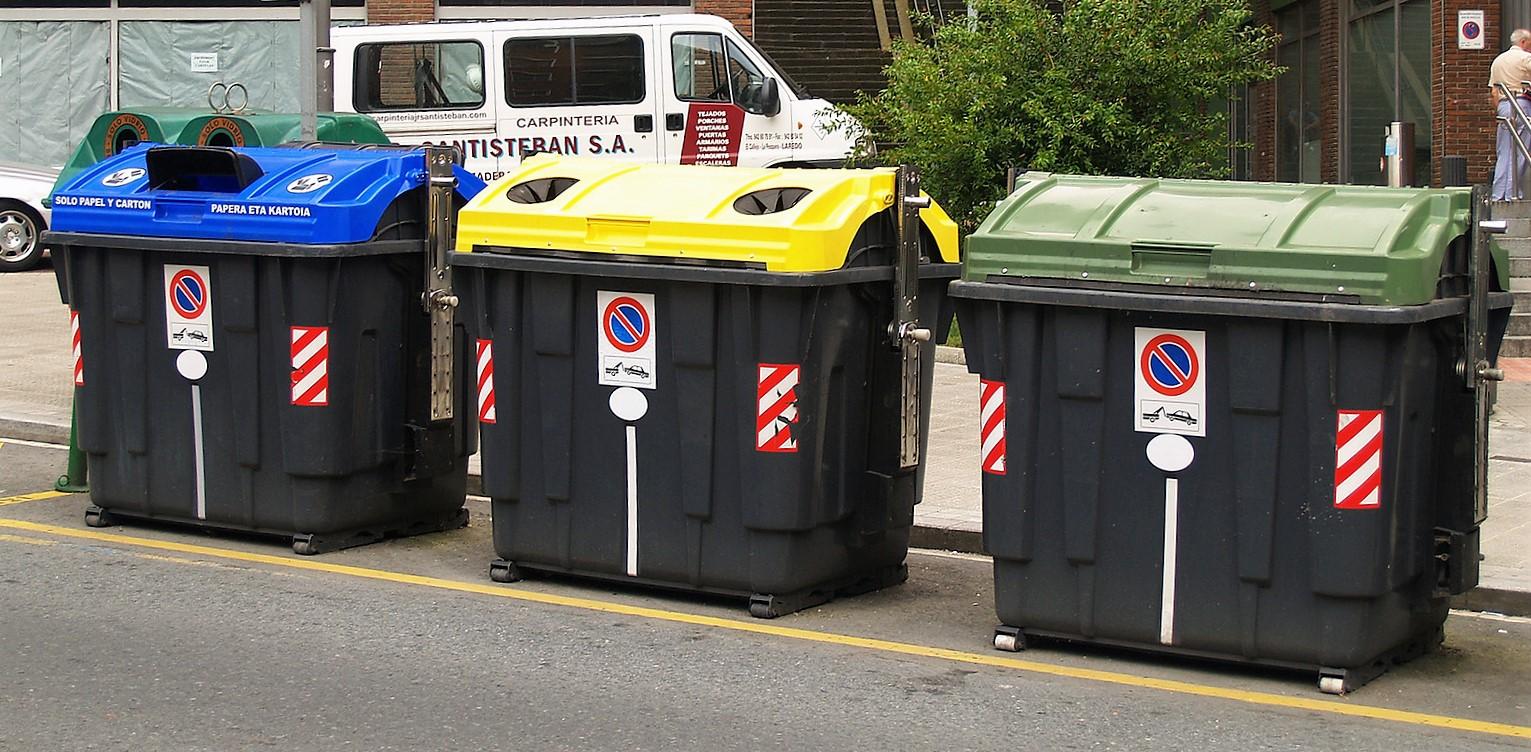 Vitoria quiere doblar la recogida selectiva de residuos urbanos