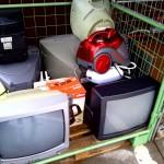 Los cordobeses reciclan 167 toneladas de residuos electrónicos a través de los puntos limpios de la provincia