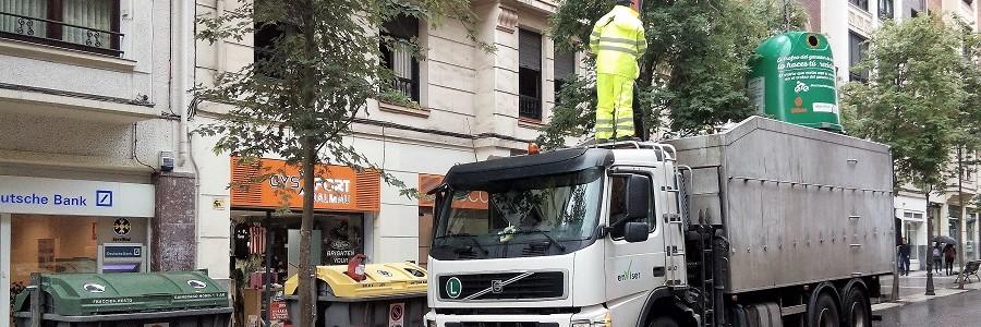 Técnicos municipales analizan en Bizkaia cómo mejorar la recogida selectiva de residuos