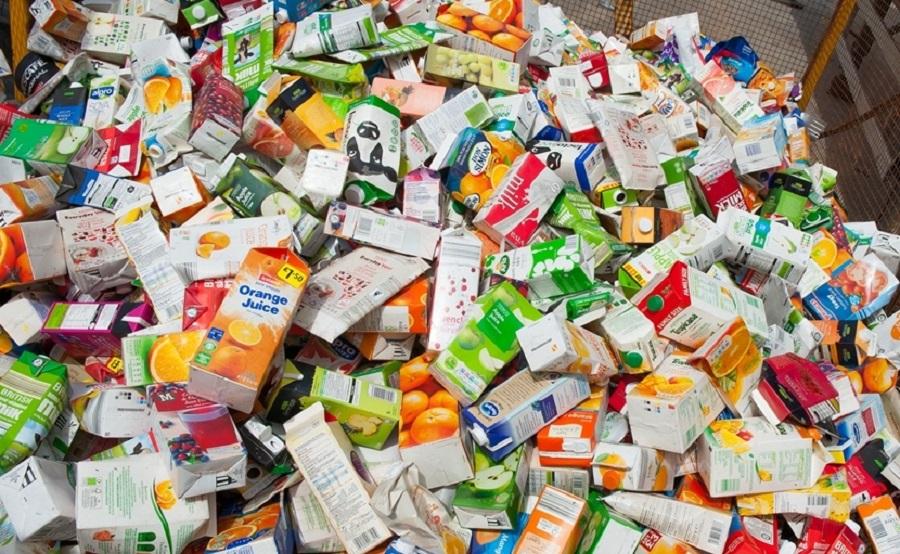 Aumenta el reciclaje de cartones de bebidas en la UE