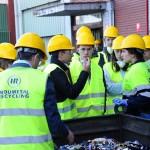 El reciclaje de residuos electrónicos como modelo de innovación
