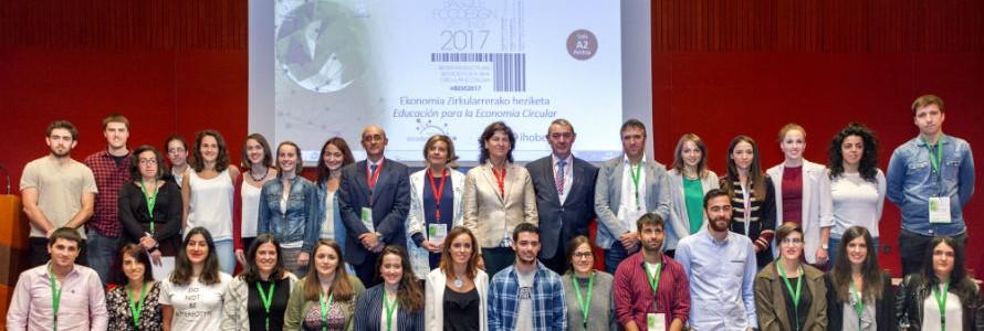El 90% del alumnado del Basque Ecodesign Hub encuentra empleo en el sector industrial