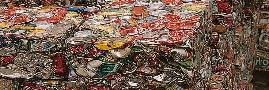 España recuperó 40.580 toneladas de envases de aluminio en 2016