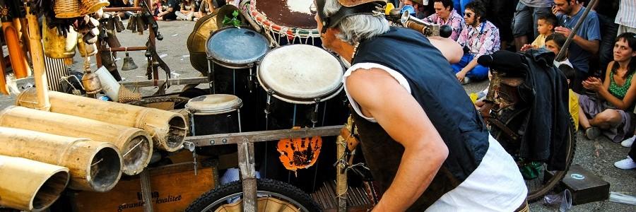 Bilbao acoge el primer festival de basura y economía circular, Borobilbi