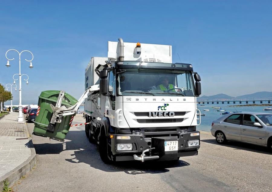 FCC recogerá los residuos de Lea-Artibai (Bizkaia)