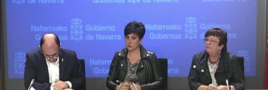 Navarra emprenderá acciones legales contra responsables de la Planta de Biometanización de Ultzama