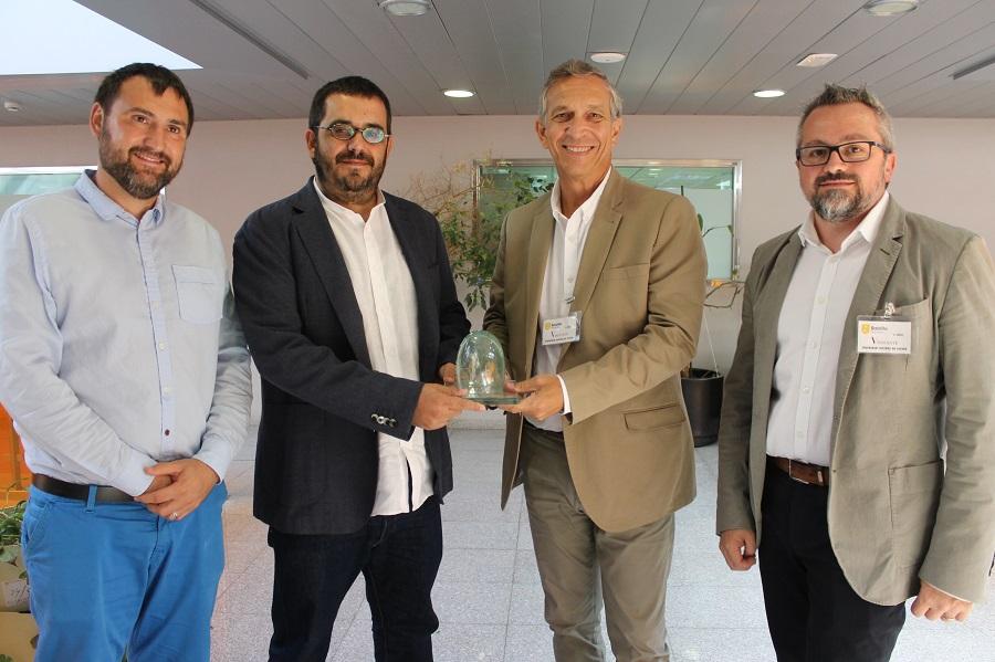 Ecovidrio amplía su convenio con el Gobierno de Baleares