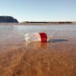 La mitad de la basura que llega a las playas europeas son productos plásticos de un solo uso