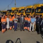 Sevilla invertirá nueve millones en nuevos equipos de limpieza y recogida de residuos