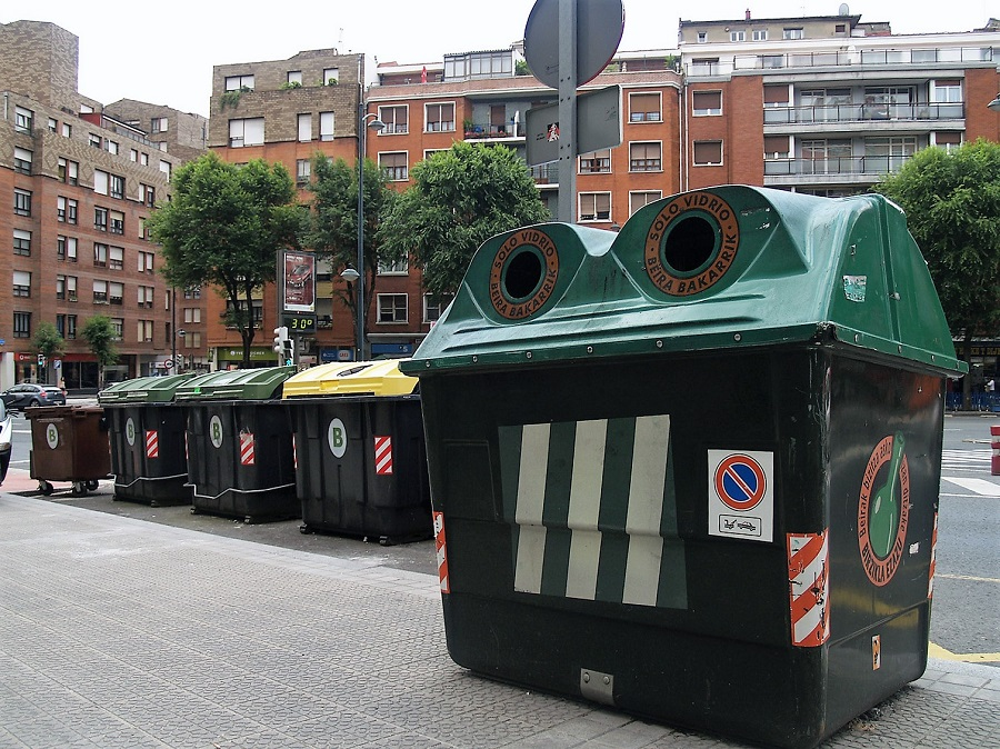 Bizkaia ya aprovecha el 80% de los residuos que genera