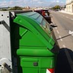 Granada impulsa la recogida inteligente de residuos con sensores en los contenedores