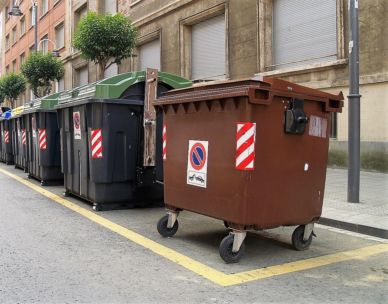 Zaragoza ensayará la recogida de materia orgánica con el quinto contenedor