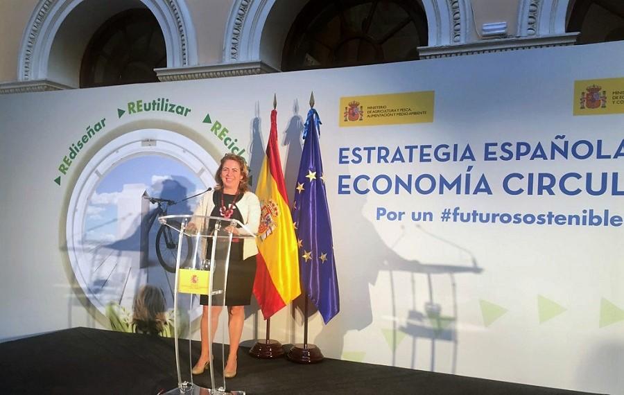 Alicia García-Franco, directora general de la patronal del reciclaje