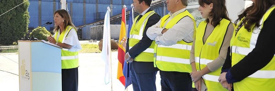Sogama tendrá capacidad para tratar un millón de toneladas de residuos urbanos en 2019