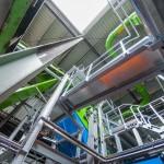 Nueva línea de recuperación de vidrio en el centro de tratamiento de residuos de Villarrasa, Huelva