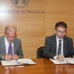 DAM y la Universitat de València crean la cátedra Gestión Integral y Recuperación de Recursos del Agua Residual