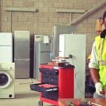 Primer centro de preparación para la reutilización de residuos electrónicos de Baleares