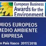 El Gobierno Vasco convoca los Premios Europeos de Medio Ambiente a la Empresa 2017
