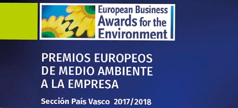 Convocados los Premios Europeos de Medio Ambiente en Euskadi