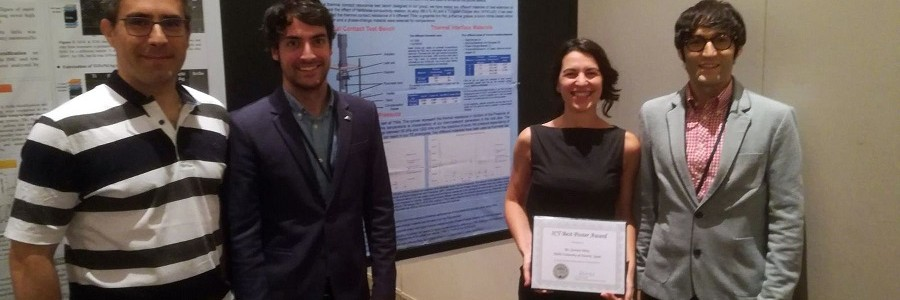 Premiada en EE.UU. una investigación de la UPNA sobre el aprovechamiento de calor residual para generar electricidad