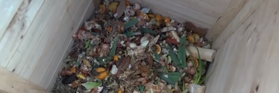 Alcalá Agrocomposta recupera tres toneladas de residuos orgánicos para su compostaje