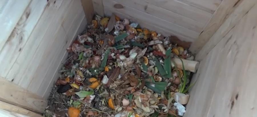 Alcalá Agrocomposta ha recuperado tres toneladas de residuos para su compostaje