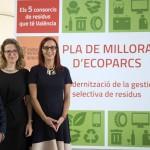 La Diputación de Valencia invertirá 1,2 millones de euros en mejorar la recogida selectiva de residuos