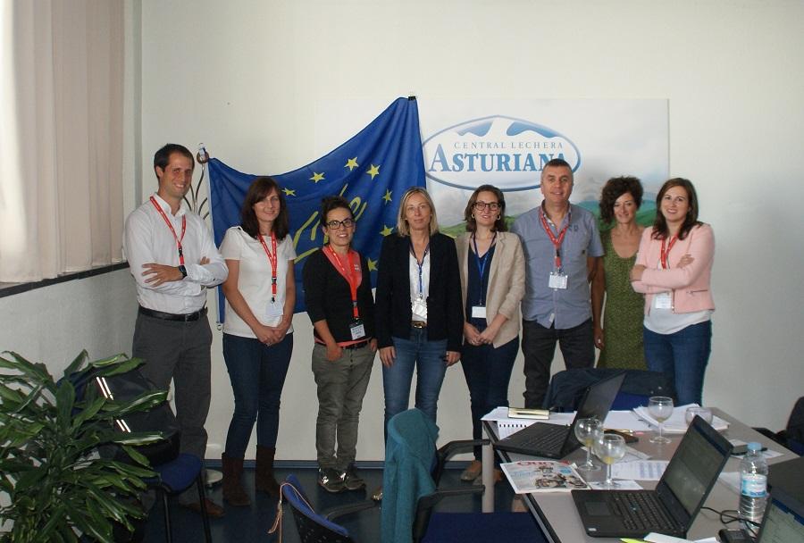 El proyecto Ecolac ha desarrollado un software para reducir los residuos del sector lácteo