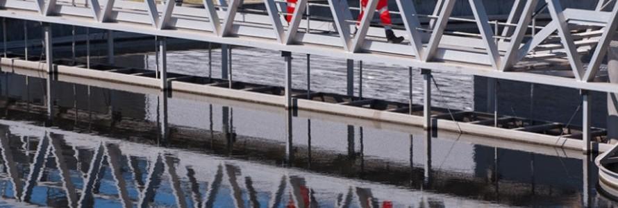 Veolia operará la planta de tratamiento de aguas residuales de Le Mans Métropole