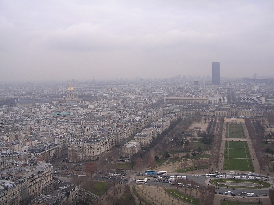 El tráfico es la principal causa de la contaminación del aire