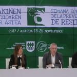 Gipuzkoa celebra la Semana Europea de la Prevención de Residuos con diversas actividades sobre reutilización y reciclaje