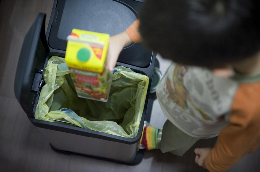 En España, cerca de un 80% de los envases de cartón se separan