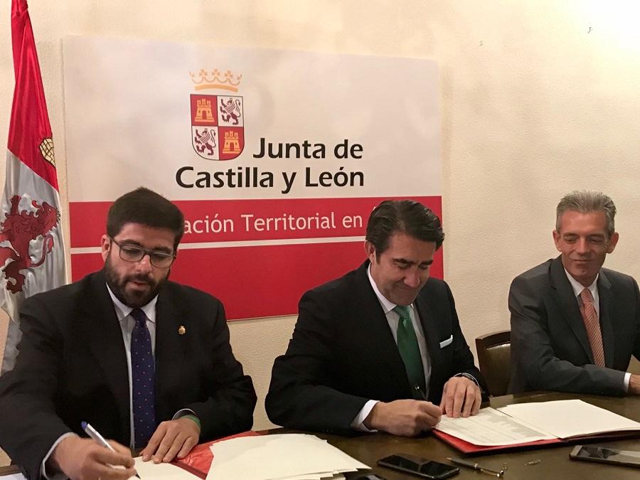 Acuerdo para el sellado y restauración de escombreras en la provincia de Ávila