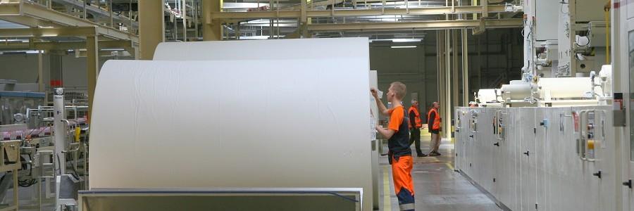 Nuevos modelos de economía circular para la industria papelera