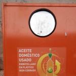 Muskiz (Bizkaia) implantará un nuevo servicio de recogida de aceite doméstico usado