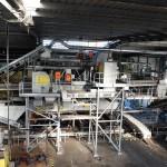 TIRME renueva su planta de reciclaje con cuatro nuevos equipos de clasificación de residuos AUTOSORT de TOMRA Sorting Recycling