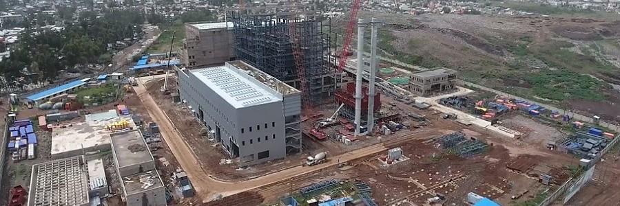 La primera planta de valorización energética de residuos urbanos de África comenzará a operar en Etiopía en 2018