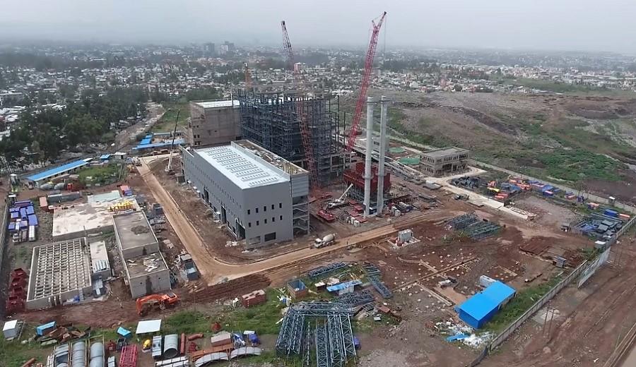 La capital de Etiopía albergará la primera planta de valorización energética de residuos de África
