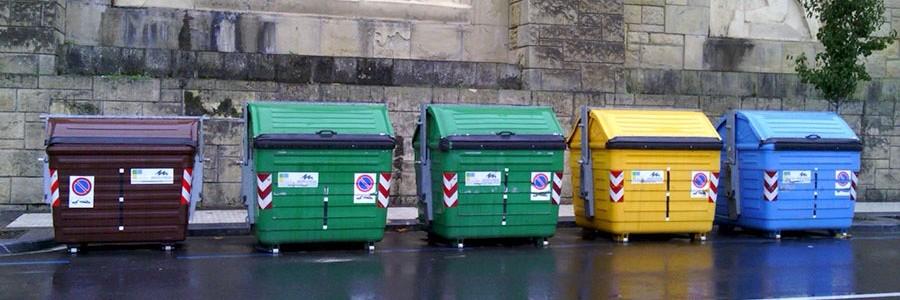 Huelva retirará durante el día los contenedores del Casco Histórico