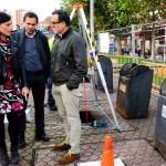 Santander destinará 2 millones a la 2ª fase de renovación de contenedores soterrados