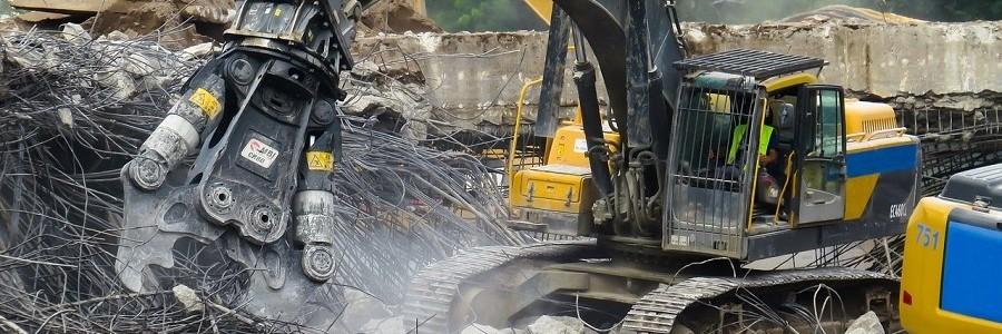 Madrid acoge mañana una conferencia europea sobre residuos de construcción