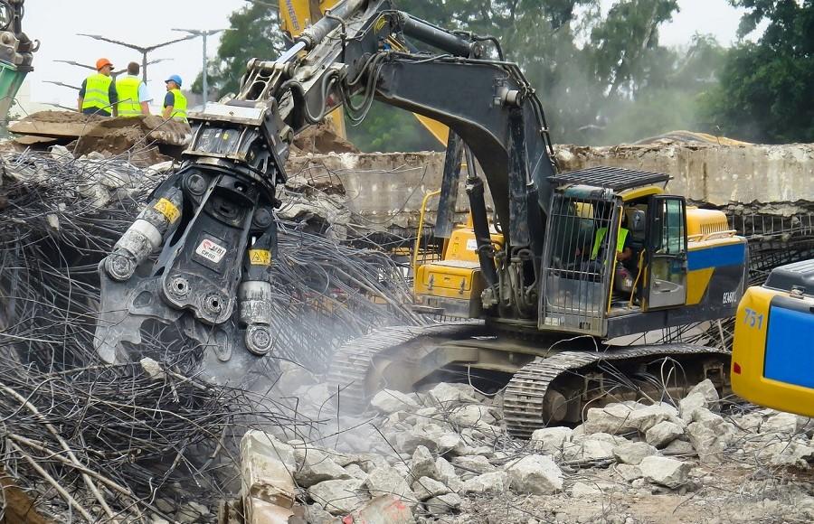 Una conferencia abordará en Madrid la gestión de residuos de construcción y demolición
