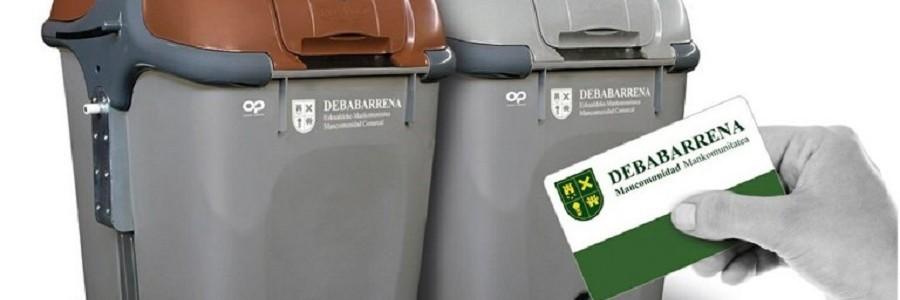 La Mancomunidad de Debabarrena (Gipuzkoa) extiende el uso de cinco contenedores a todos sus municipios