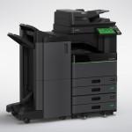 Una impresora que permite reutilizar el papel varias veces